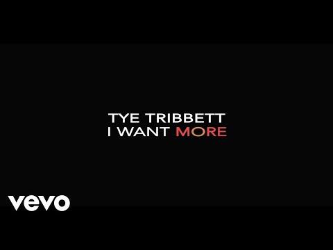 Tye Tribbett - I Want More (Lyric Video/Live)