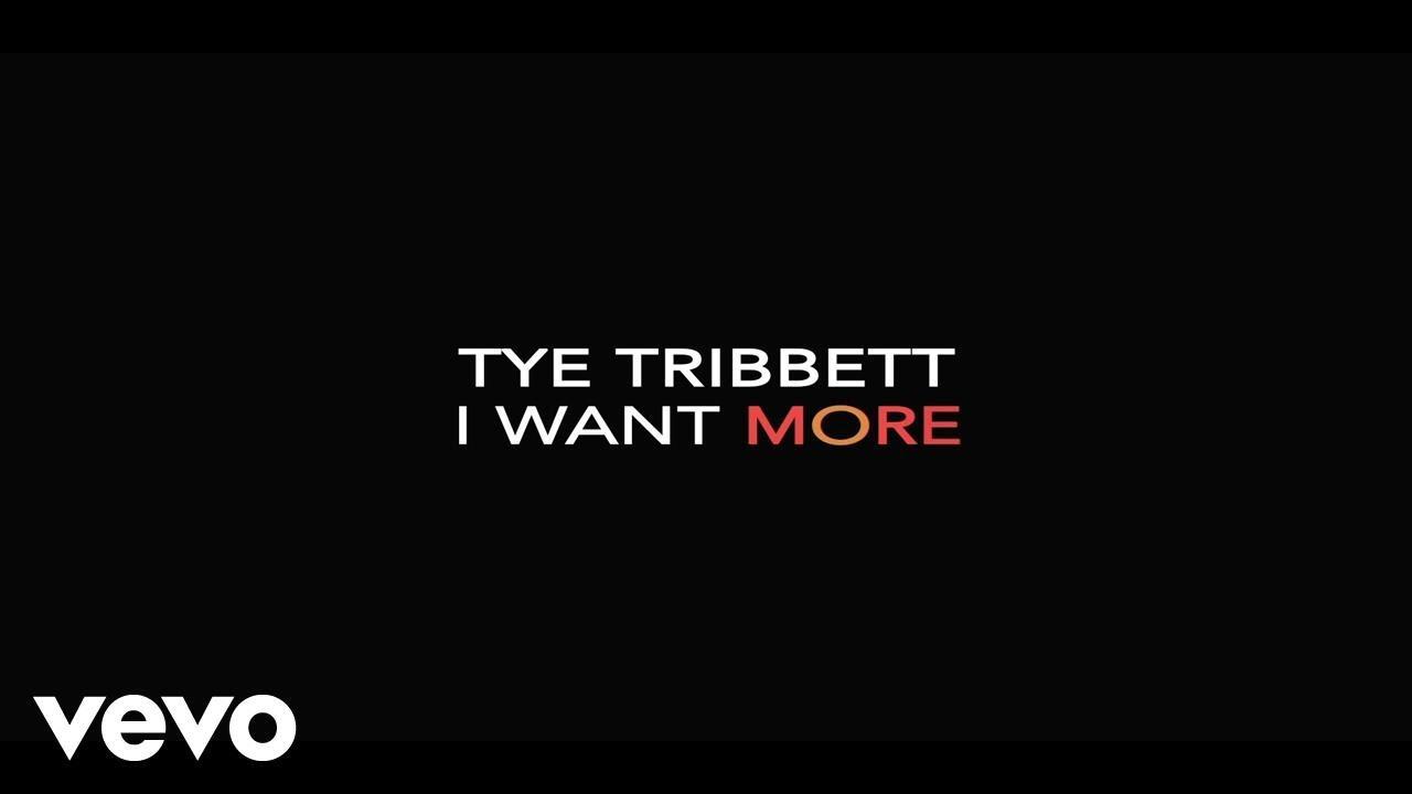 Tye Tribbett I Want More Lyric Videolive Chords Chordify