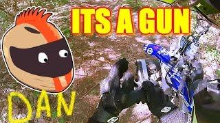 IS THAT A GUN?!?!?!?!
