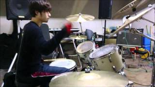 Repeat youtube video UVERworld / CORE PRIDE -Drum cover-