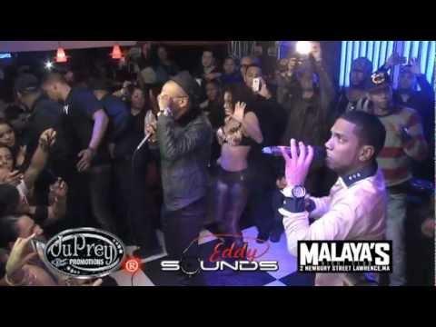 Black Jonas Point Ft. Sensato Del Patio - Watagatapitusberry & El Malo {Remix} {Live}