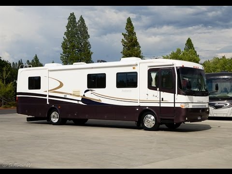 1998 Holiday Rambler Endeavor 37WDS Class A Motorhome (www.demartinirv.com)