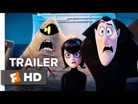 Thumbnail: Hotel Transylvania 3: Summer Vacation Trailer #1 (2017) | Movieclips Trailers