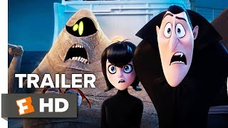 Hotel Transylvania 3: Summer Vacation Trailer #1 (2017) | Movieclips Trailers