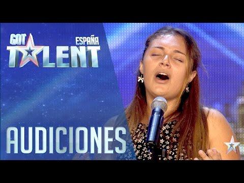 La voz que nos ha emocionado | Audiciones 3 | Got Talent España 2016из YouTube · Длительность: 5 мин43 с