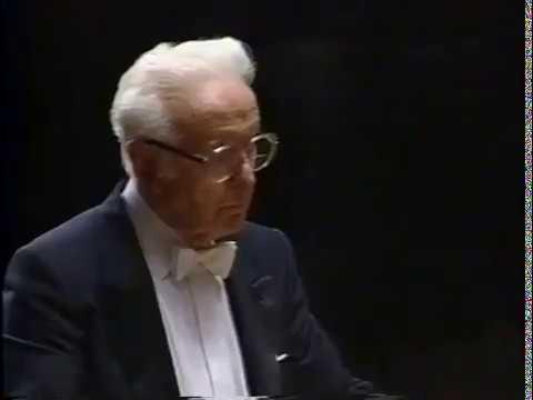Super World Orchestra スーパーワールドオーケストラの海 *Jean Fournet 《Debussy / La mer~3rd movement》 第1回東京国際音楽祭