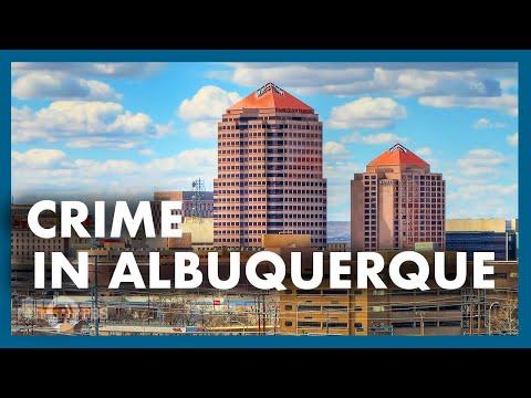 Addressing Crime In Albuquerque | The Line