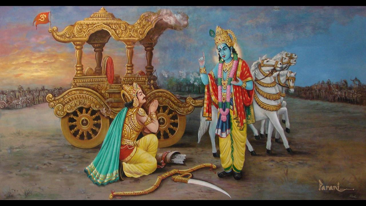 Bhagavad Gita In Kannada All 18 Chapters Chapter 5 Youtube