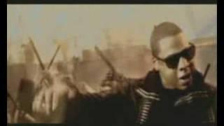Videoclip de Jay-Z junto a Rihanna y Kanye West
