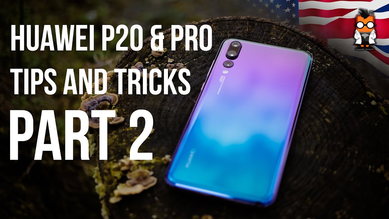 cad94cea057 Huawei P20 / P20 Pro - Tips and Tricks (EMUI 8.1) - Part 2 - YouTube