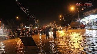 Gombak, Hulu Langat hit by flash floods