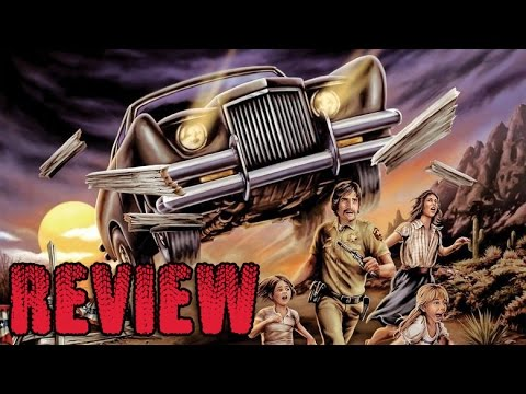 The Car - Horror Movie Review