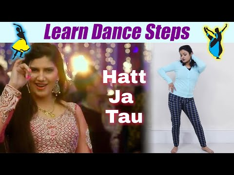 Sapna Choudhary Dance - Steps On Hatt Ja Tau Pache Ne Veerey Ki Wedding | हट जा ताऊ पाछे | Boldsky