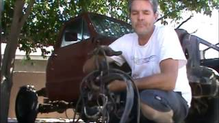 How To Repair Rust-69 Chevy C10 Pickup Truck-Part 1
