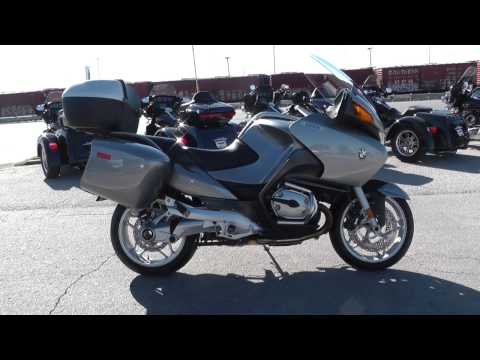 M19280 – 2006 BMWR1200RT – Used motorcycle for sale