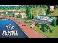 Roller Coaster Tycoon World - Construindo um Parque de ...