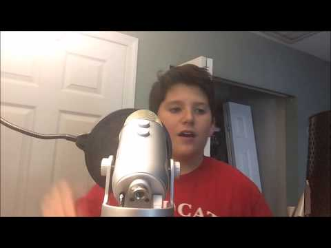Young Rapper Raps On