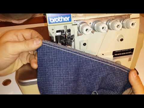 #Overlock BROTHER Fb-N310-55