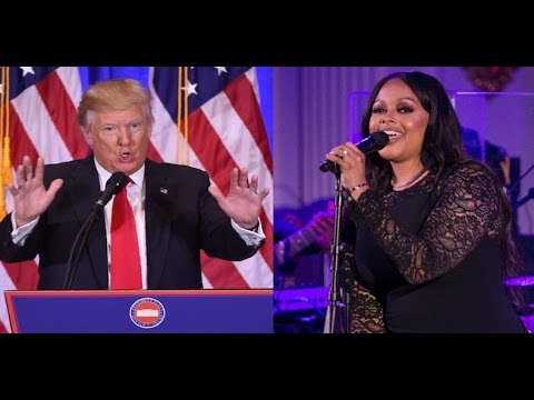 The New Idea | Chrisette Michele, Donald Trump's Inauguration, Unity In The Black Gay Community