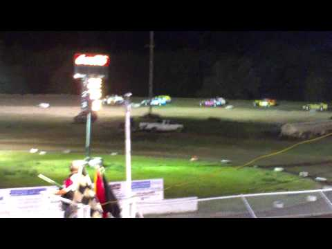 Hutchinson RAceway Park June 19th 2009 Check out time