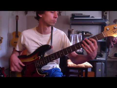 Daniel Aged - Bass Cover - I Wanna Be Where You Are - Michael Jackson - Tony Newton