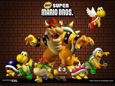 Review of New Super Mario Bros for DS by Protomario
