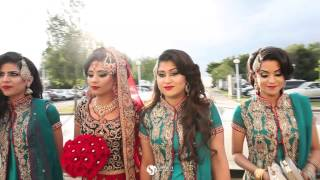 Sanah Wedding Highlights |Studio1 Media  01212276282