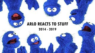 Five Years of Arlo Reactions
