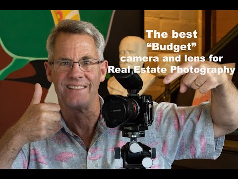 "The best ""Budget"" camera and lens for Real Estate Photography"
