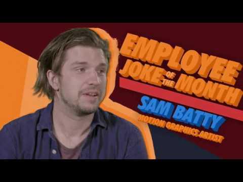WeMOV Humans - Sam Batty's Joke