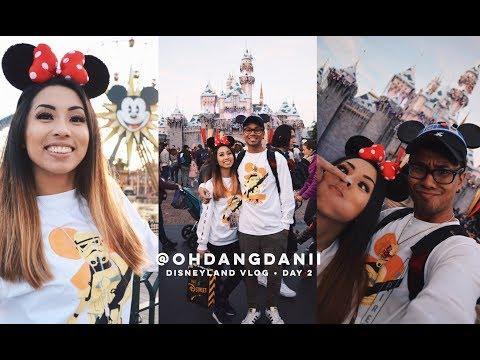 CUTE DISNEYLAND DATE!!! | California 2018 // @ohdangdanii