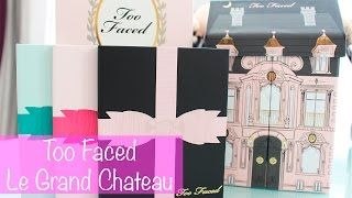 Too Faced Le Grand Chateau Holiday Palette