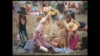 White Chicks- beach scene
