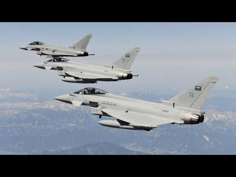 Бомбардировка Иранских объектов в Сирии Саудовской Аравией.