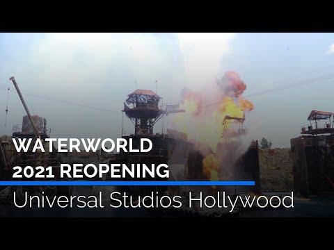 Download WaterWorld (2021 Reopening) - Universal Studios Hollywood