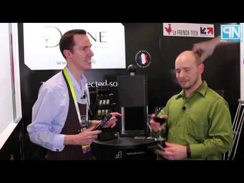 10-Vins - D-Vine - A Wine Machine - Interview - CES 2016 - Poc Network