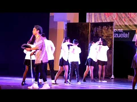 Arts in the City Summer workshop Hip hop Teens Intermediate 2 2018  (VCCPA)