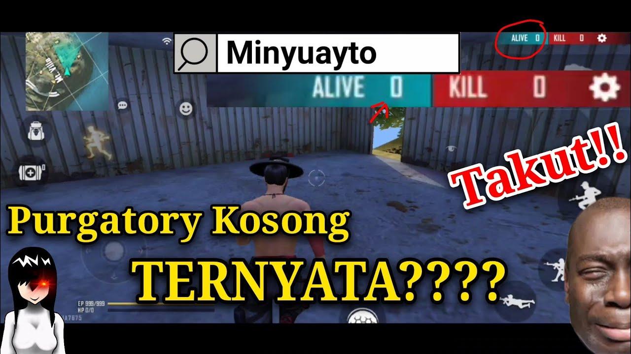 Minyuayto Sendirian Di Purgatory Kek Orang Dhongo | Free Fire Indonesia