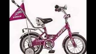 видео 7 удачных моделей трехколесных велосипедов 2017