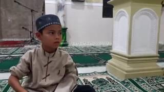 Suara Merdu Santri Cilik (Usia 8 Tahun) Ponpes Al Fatah Temboro Yang Hafidz Al Qur'an