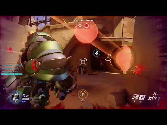 Playing as Genji | Overwatch