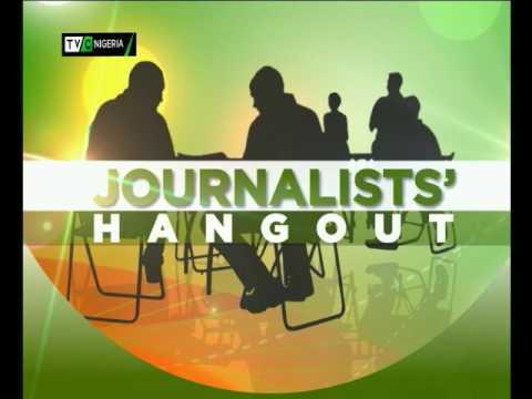 Journalists' Hangout 20th April 2017