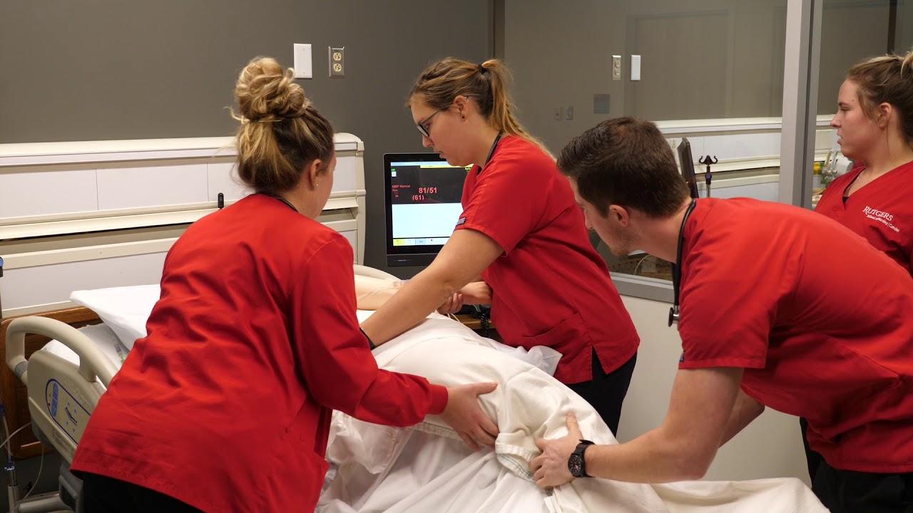 Rutgers School of Nursing–Camden  