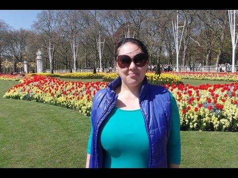 Лондонские достопримечательности: London Eye, Big Ben, Buckingham Palace, city streets