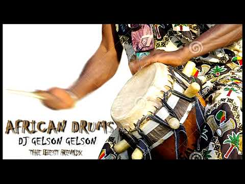 African Drums Remix 2018 (Os Máquinas Part || )Dj Gelson Gelson Producer