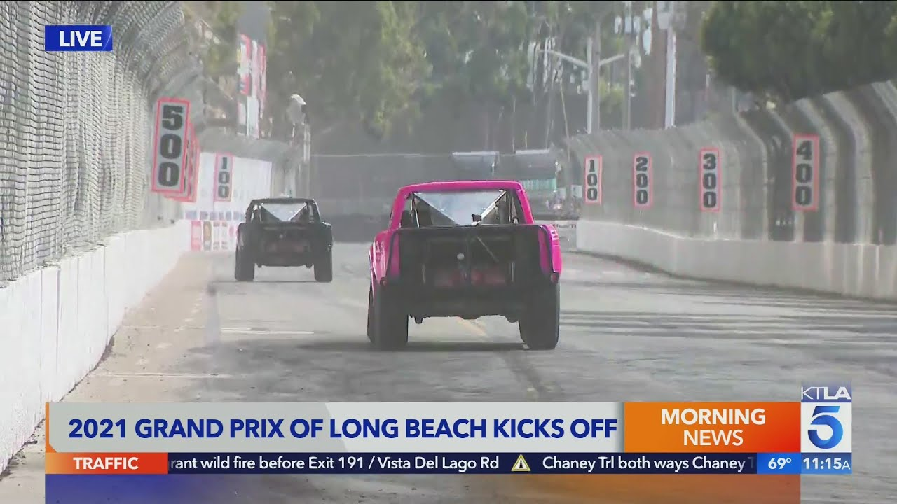 IndyCar to crown a new champion at the Grand Prix of Long Beach