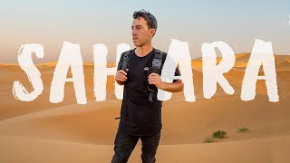 STUCK in the SAHARA DESERT | Morocco