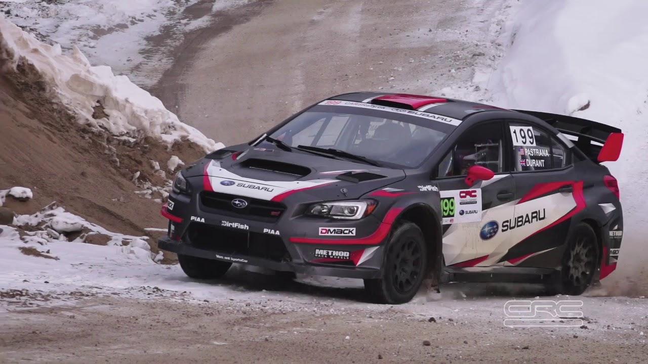 Canadian Rally - Subaru Motorsports - Subaru Canada