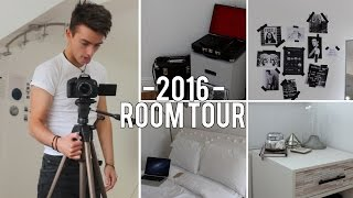 Walk In Closet Tour 2016!