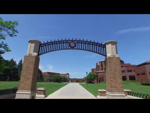 Summer Stroll on Campus | Marquette University